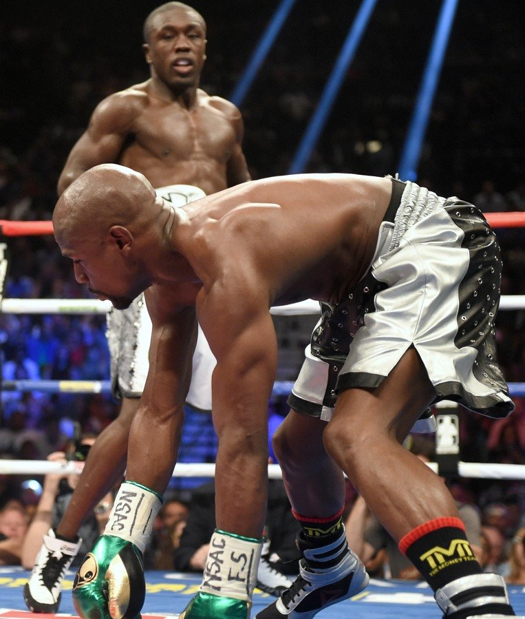 Floyd Mayweather Jr. Vs. Andre Berto And Undercard By