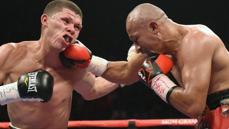 Floyd Mayweather Jr. vs. Andre Berto and undercard by Naoki Fukuda