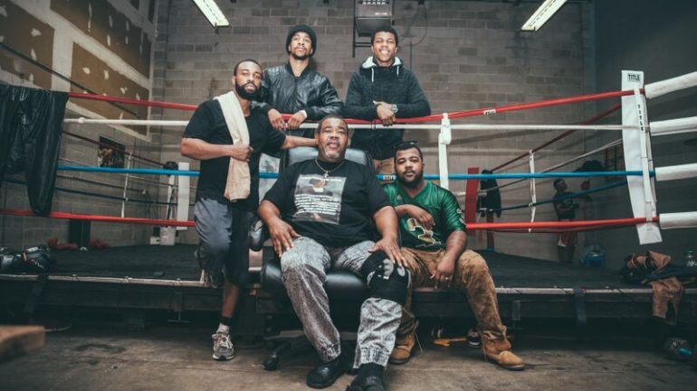 Gary Russell Jr. and Antoine Douglas workout by Rosie Cohe – Showtime
