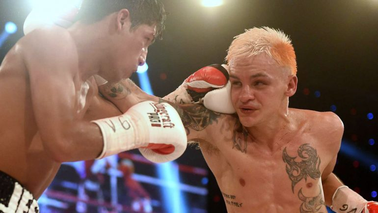 Hekkie Budler to face Milan Melindo for 108-pound title on Saturday