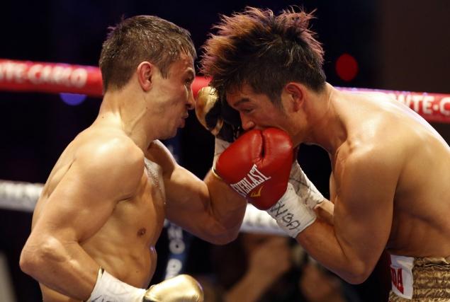 Golovkin vs. Ishida - The Ring