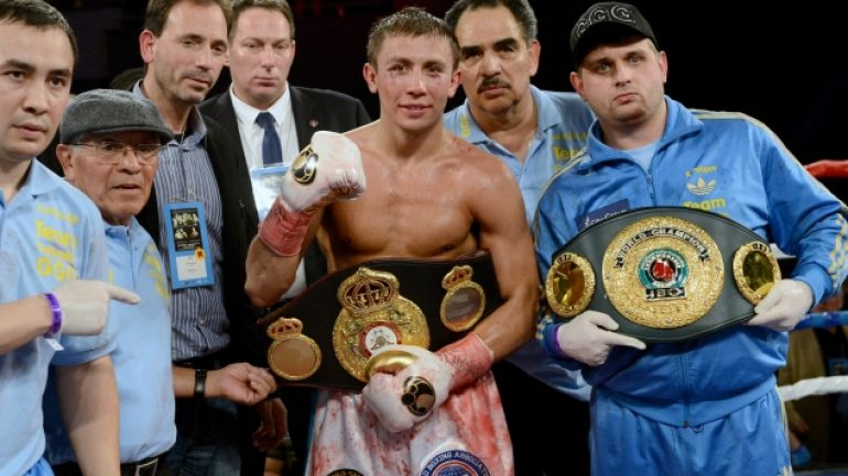 Golovkin and Jacobs have until 5 p.m. ET to make deal