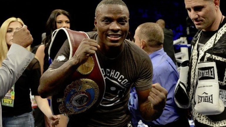 Quillin said it was 'super awkward' training alongside Jacobs