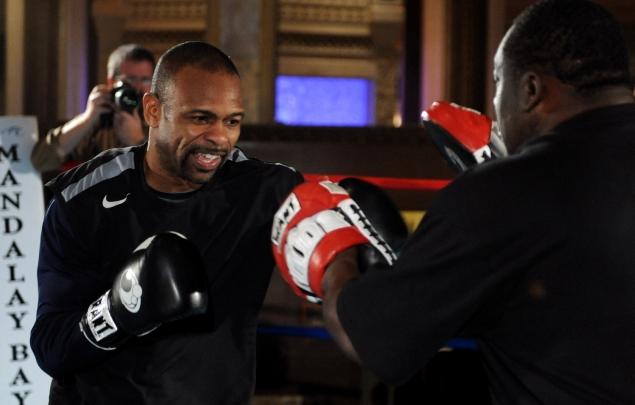 roy jones  20100331 6 - Mike Tyson will face Roy Jones Jr. in exhibition match on September 12