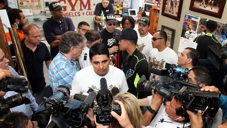 Jessie Vargas media day 6-24-15 by Chris Farina