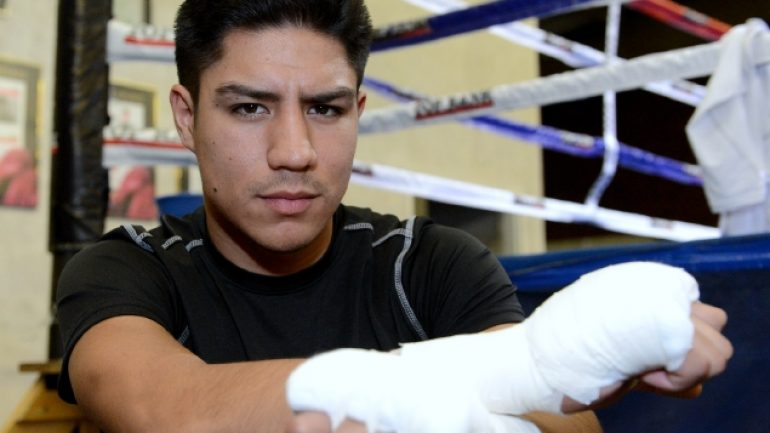 Jessie Vargas is dropping sparring partners