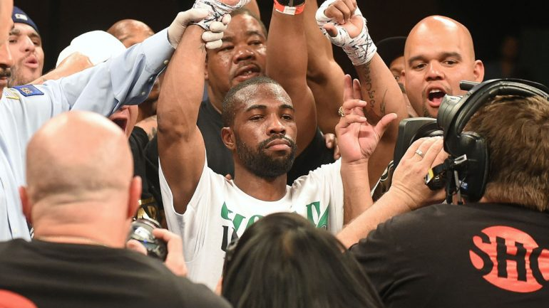 Gary Russell Jr. to face Oscar Escandon on May 20 on Showtime