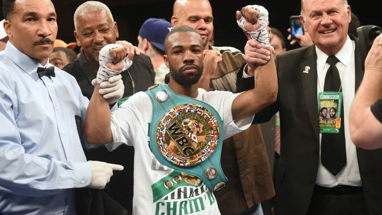 Gary Russell Jr.-Tugstsogt Nyambayar set for February 8 in Allentown