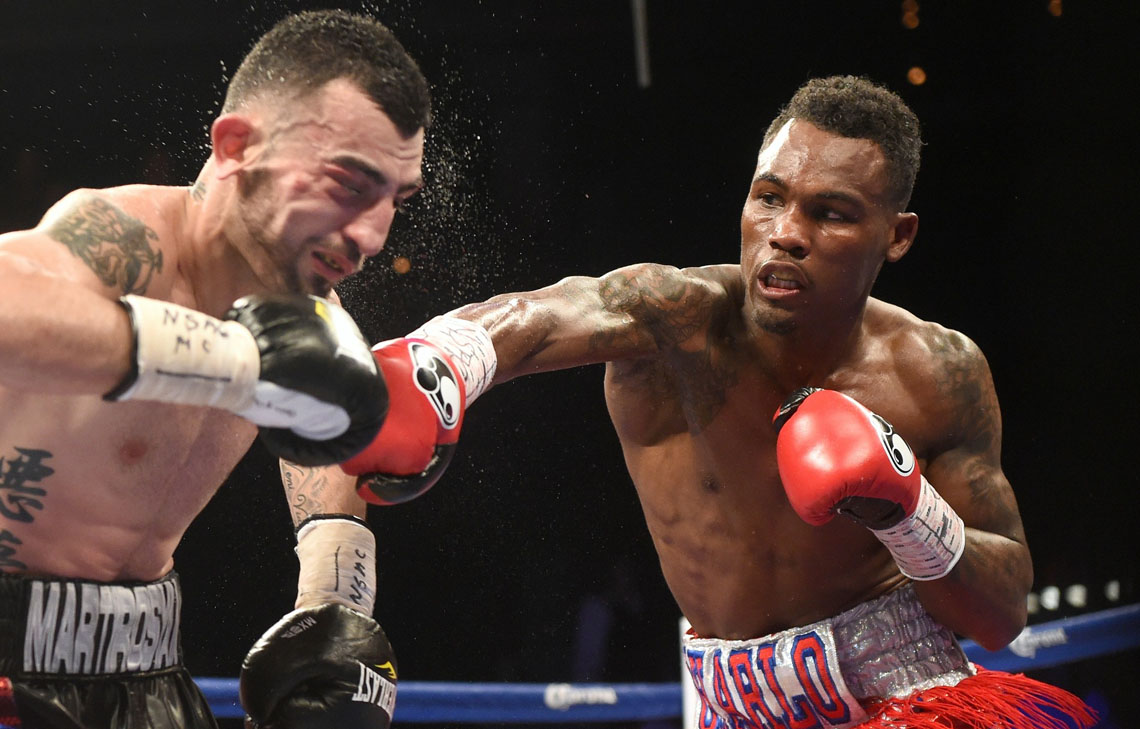 Jermell Charlo Vs  Charles Hatley Moved To April 22 On