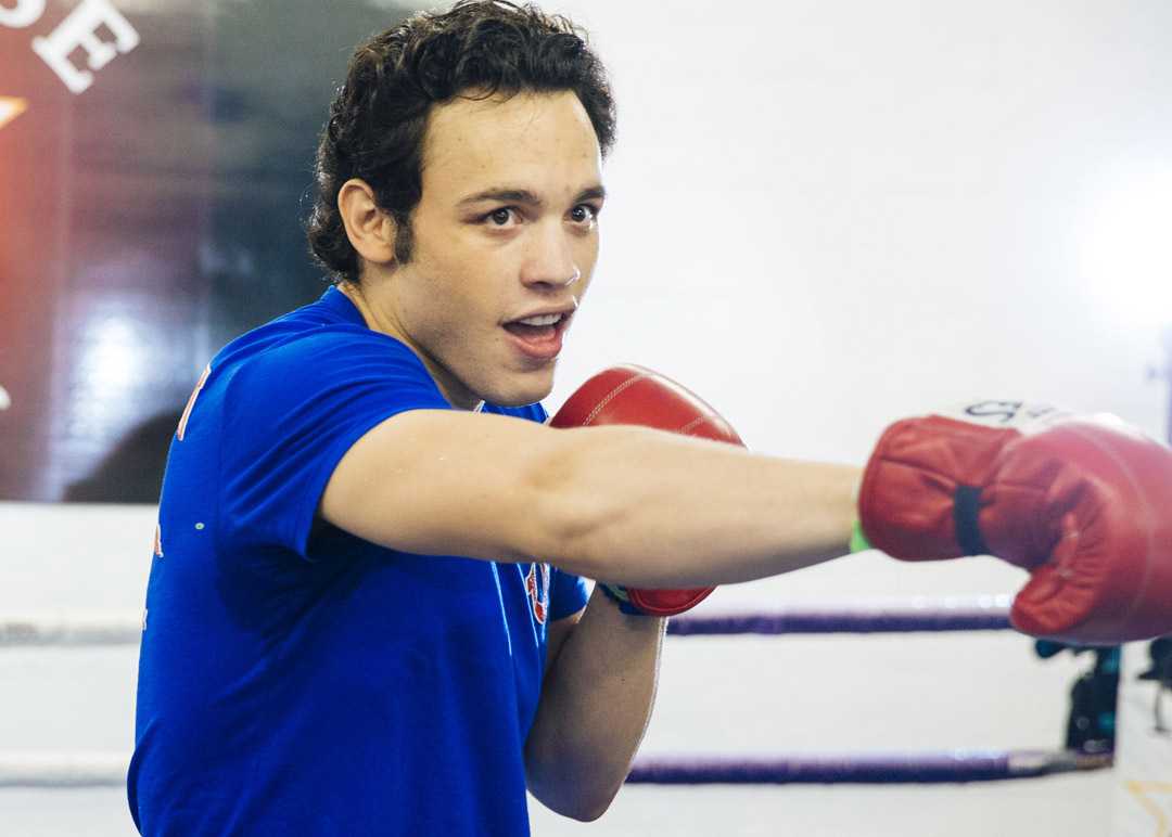 Julio Cesar Chavez Jr. returns on Dec. 10 - The Ring