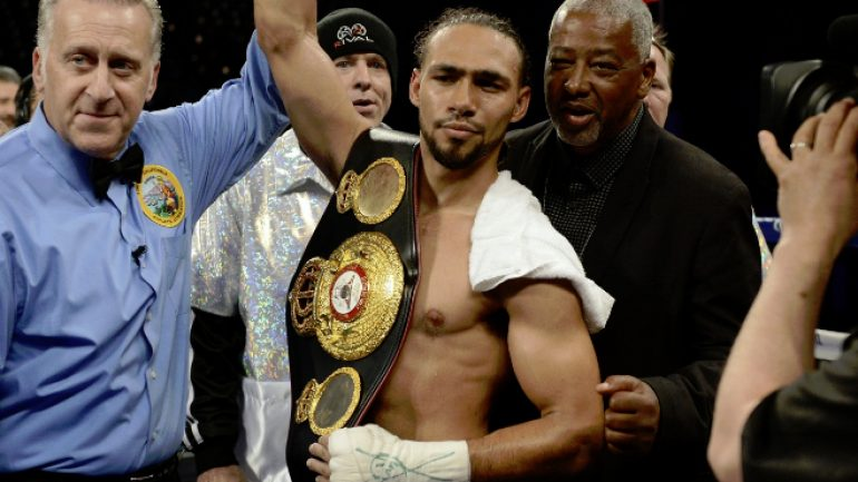 Crawford, Thurman and Spence jab Garcia