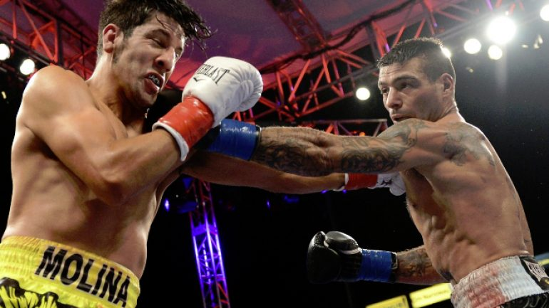 March, April return for Matthysse