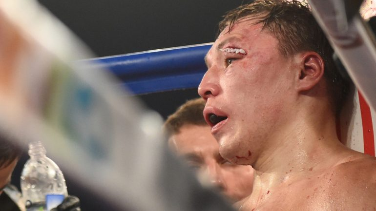 Slugger Ruslan Provodnikov meets with promoter to discuss future