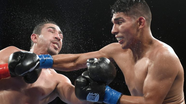 Antonio Orozco to decide if 140 is in his future Saturday against Gibson