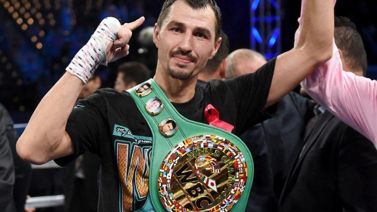 Who's the man? Viktor Postol predicts Josh Taylor-Jose Ramirez outcome
