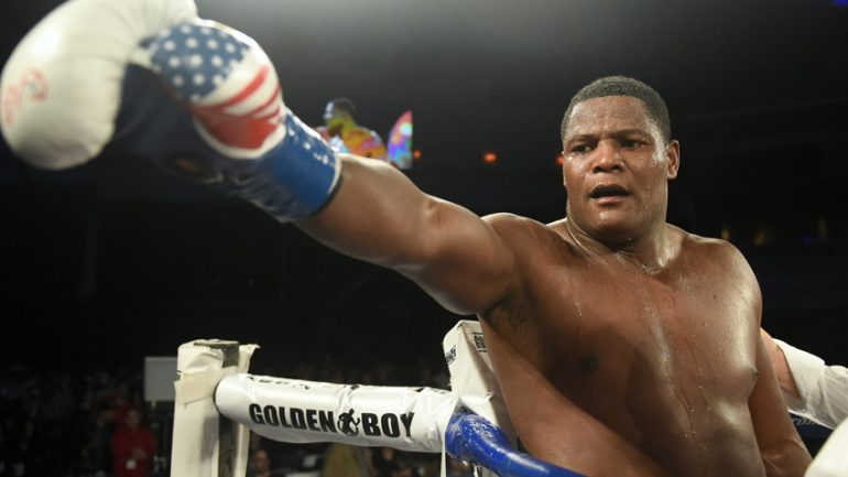 Luis Ortiz-Malik Scott set for Nov. 12 in Monaco