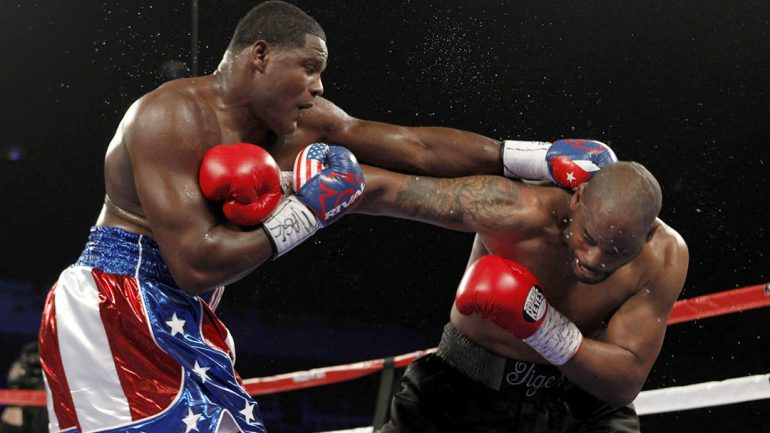 Talks between Luis Ortiz and Alexander Ustinov are on the ropes