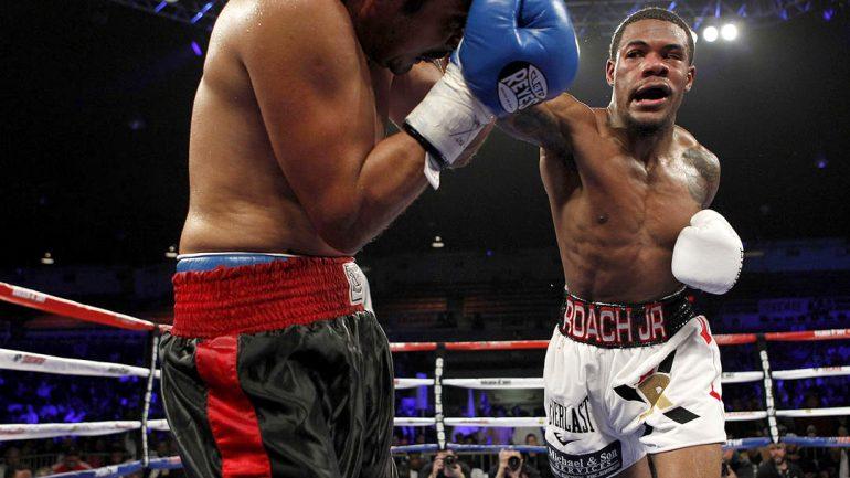 Roach, Coria score quick KOs on Vargas-Berchelt undercard