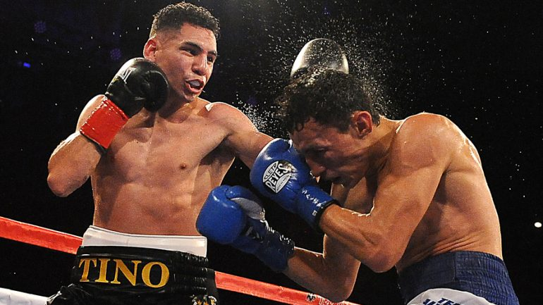 Manuel Avila vs. Rene Alvarado 'LA Fight Night' by Tristan Belisimo/GBP