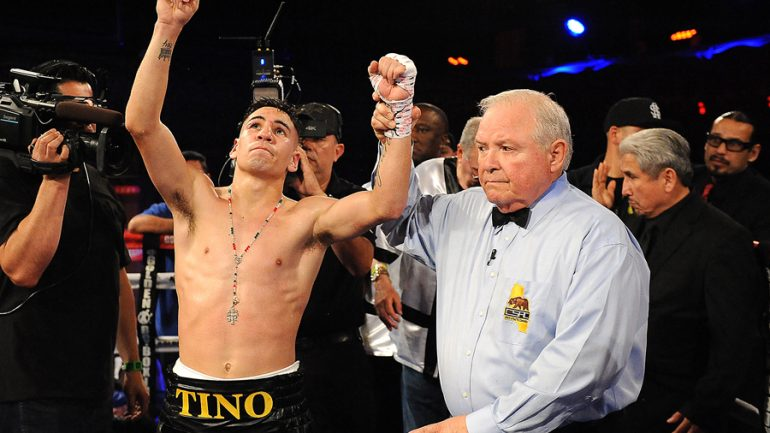 Avila says he's ready for top featherweights after Ramirez