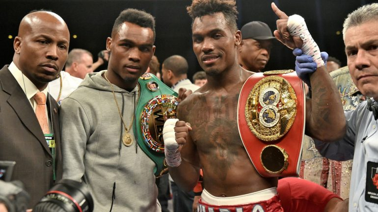 Jermall Charlo to make middleweight debut vs. Jorge Heiland