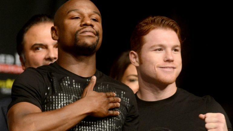 Good and bad in Canelo following Mayweather's plan