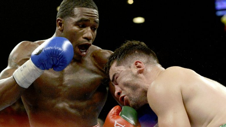 Broner may fight in Dec. before faces Burns in Vegas