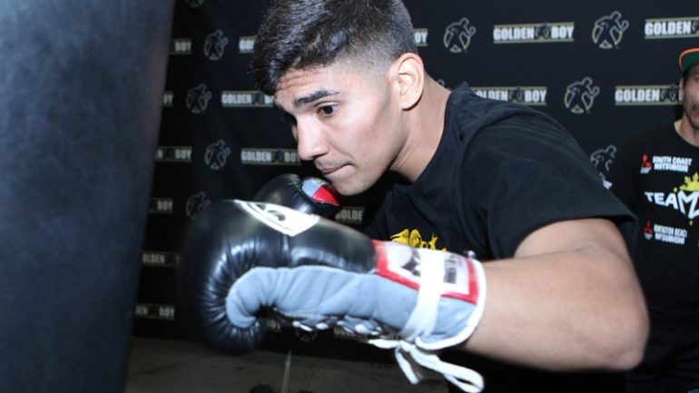 Orozco-Maldonado added to stacked HBO Latino show
