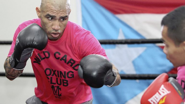 Roc Nation Sports looking at Dec. 3 at Barclays Center for Cotto
