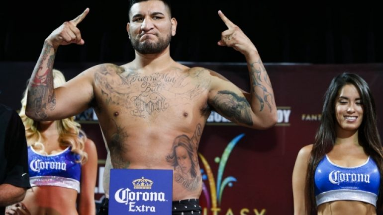 Chris Arreola blasts Jean-Pierre Augustin out in three