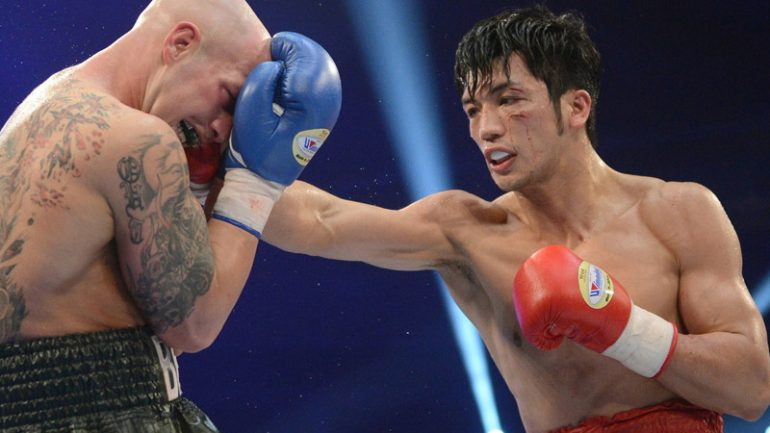 Murata and N'Dam to clash for WBA 'regular' middleweight title