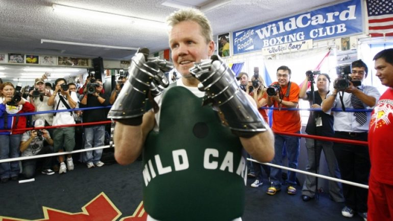 Freddie Roach weighs in on potential Canelo vs. GGG fight