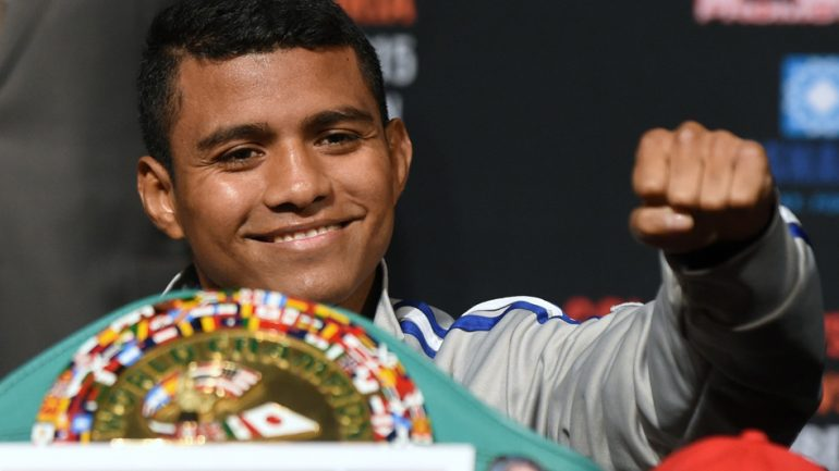 "Roman ""Chocolatito"" Gonzalez may go for a title in a fifth weight class"