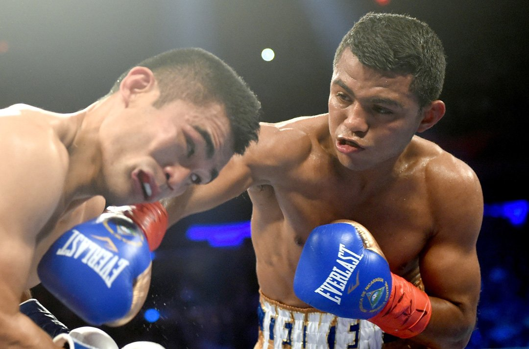roman gonzalez vs brian viloria photo by naoki fukuda07 - Dougie's Friday mailbag (Usyk, Dillian Whyte, Loma-Campbell, fighter of the decade)