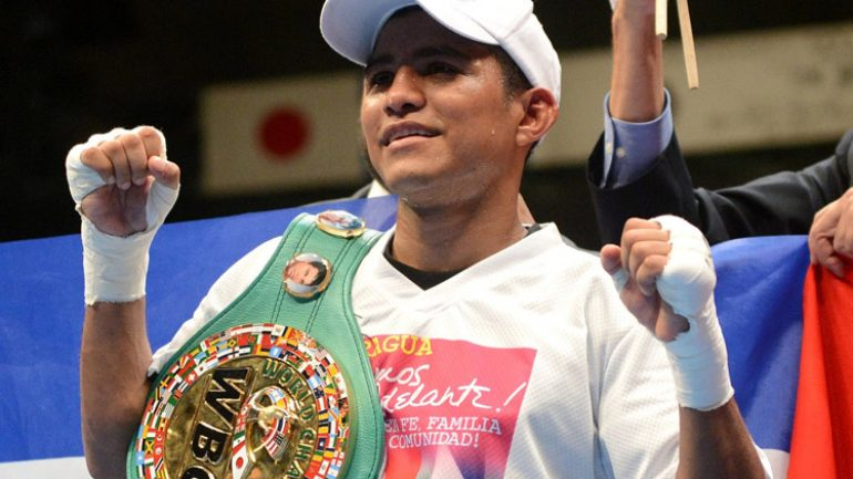 Chocolatito refuses to look past Israel Gonzalez, hopes to secure more big fights