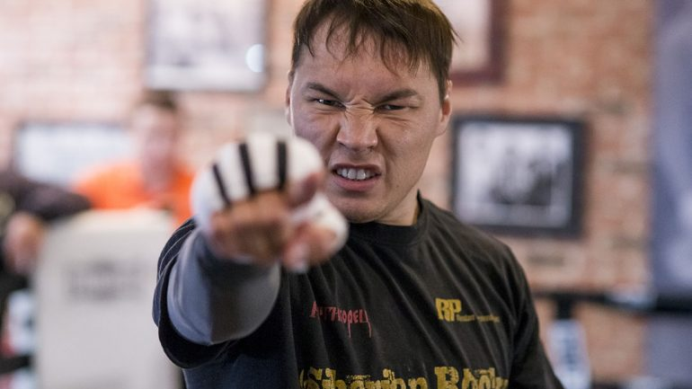 Ruslan Provodnikov-John Molia workouts by Esther Lin/Showtime