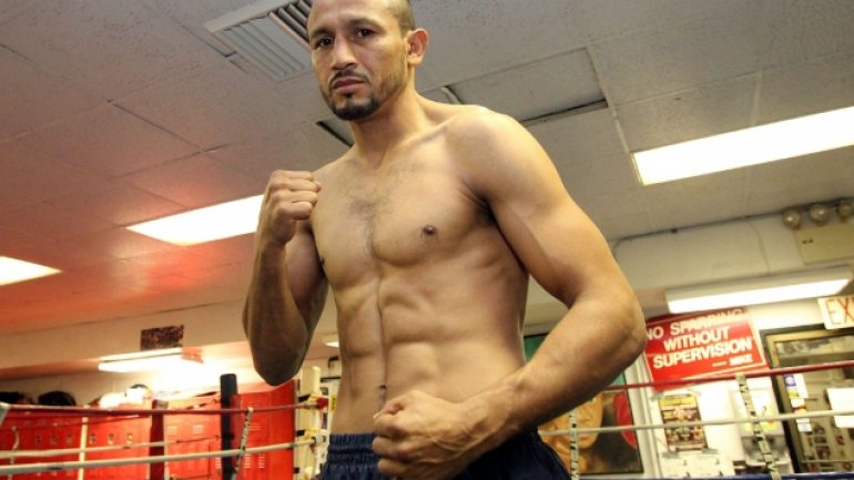 Orlando Salido to face Amphon Suriyo on May 27