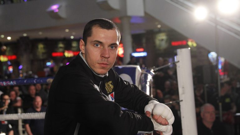 Scott Quigg added to Joshua-Klitschko card