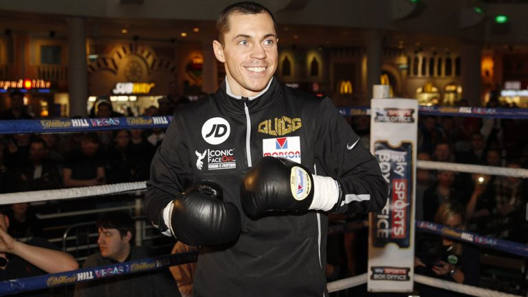 Scott Quigg joins forces with Freddie Roach