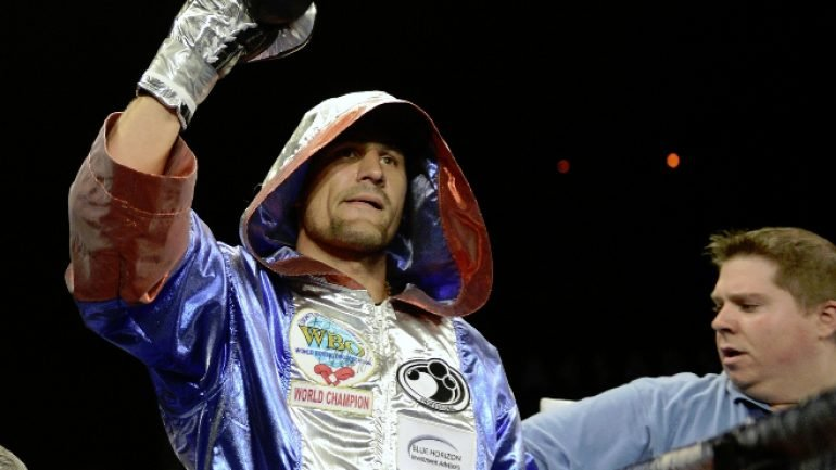 Sergey Kovalev indicates he signed deal memo for Ward rematch