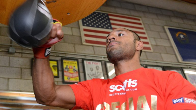 Kell Brook ready to become a 'serious legend'