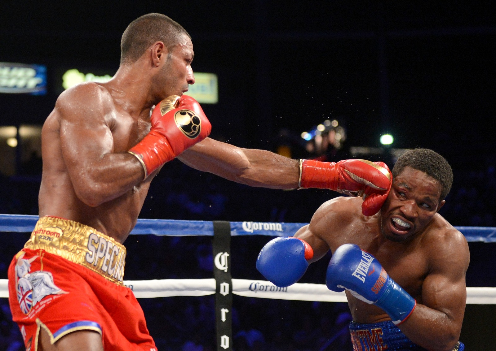 shawn porter vs kell brook photo by naoki fukuda08 - Dougie's Monday Mailbag (Terence Crawford, Franco-Moloney controversy)