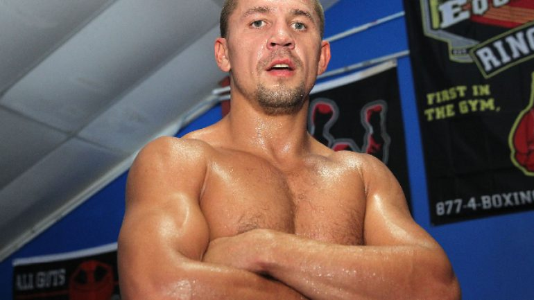 Matt Korobov: 'I'm a beast and I'm stuck in a cage!'