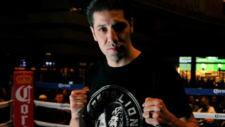 John Molina ready for toe-to-toe war against Josesito Lopez on Spence-Porter undercard