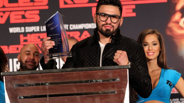 Jose Ramirez to return to action, May 5, on UniMas