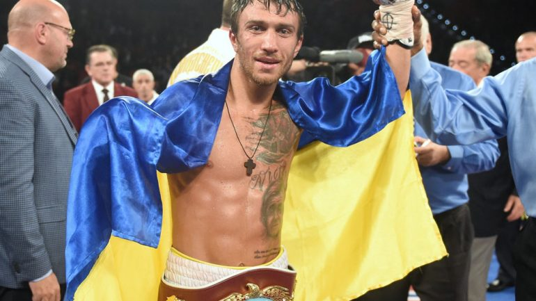Lomachenko admits he thought he was facing Salido instead of Sosa