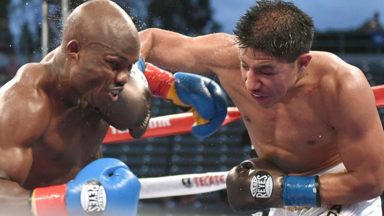 Jessie Vargas flashes extreme confidence in Pacquiao fight