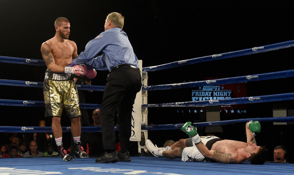 Caleb Plant: Porky Medina does not have the will that I ...
