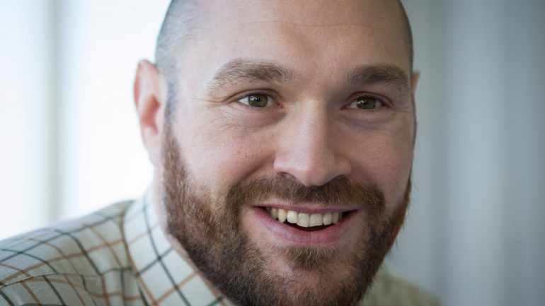 Tyson Fury resolves long-standing issue with UKAD, can now apply for boxing license