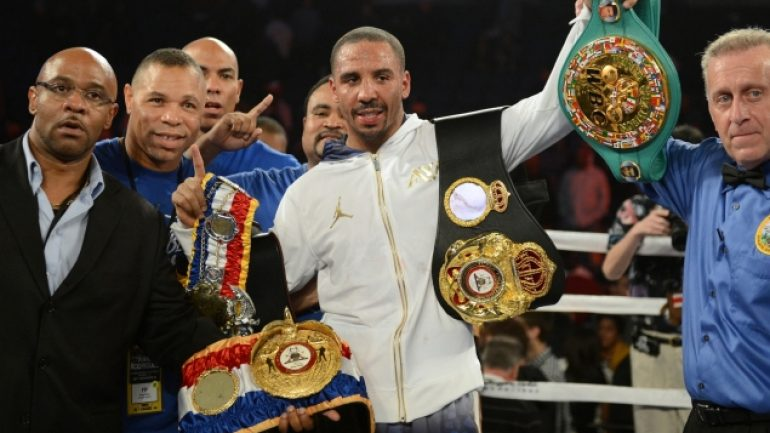 Andre Ward had a good workout: Weekend Review
